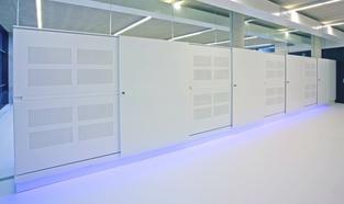 Acoustic Office Storage Door Cabinet