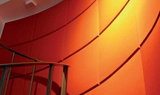 Acoustic Wall Stretch Pane