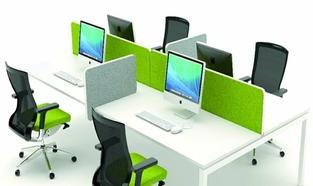 Acoustic Desk Screens Orb