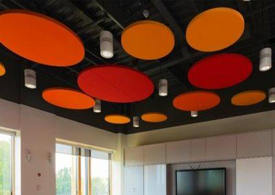 Acoustic Ceiling Rafts Leisure
