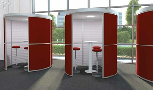 Acoustic Pods 2.0 Group