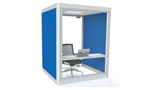 Acoustic Booths Workstation