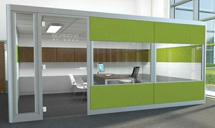 Acoustic Meeting Pod 5.2 Tiled
