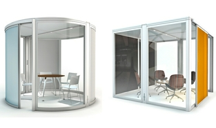 Acoustic Pods Airea Group